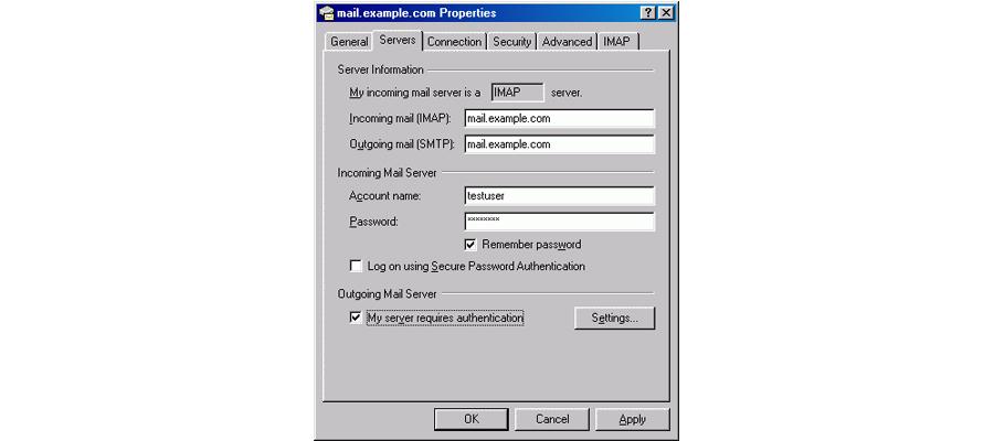 Postfix avec MySQL